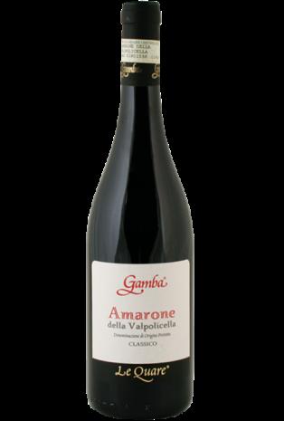 """Gamba Amarone della Valpolicella Classico """" Le Quare"""" MAGNUM (150 cl)"""