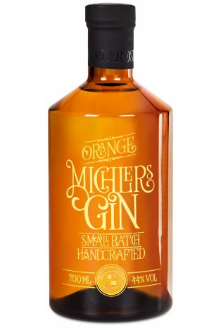 Michler's Orange Gin