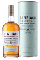 Benriach - The Original Ten - 10YO Speyside Single Malt - Bourbon/Sherry/Virgin Oak