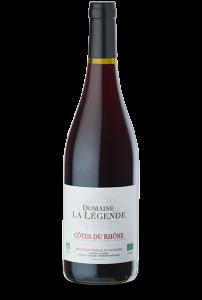 Domaine La Légende Organic Côtes du Rhône 2014