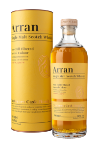 The Arran Malt, Sauternes Cask Finish