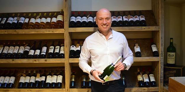 Peter fra Gourmet Wine